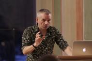 NKG XVI Eichstätt, Keynote-Speaker Hayden Lorimer