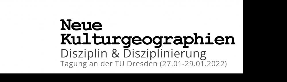 Neue Kulturgeographie XVIII